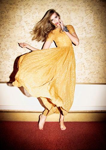 Fotografie mody - Kate Bellm