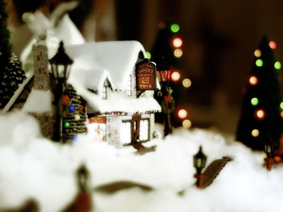 świąteczne fototapety