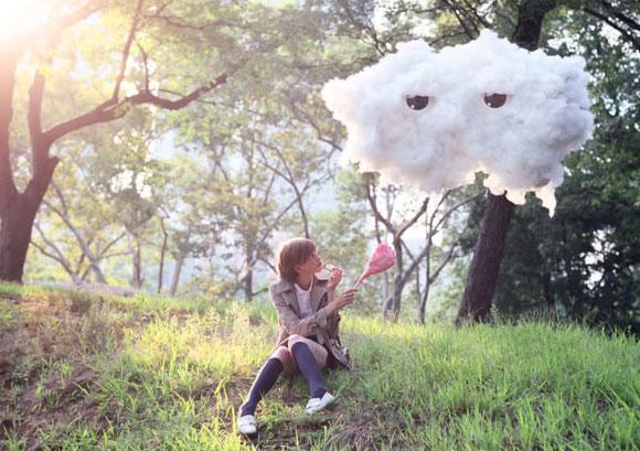 Z chmurką w tle - Michael Casker