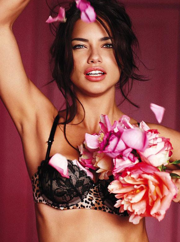 Adriana Lima – Victoria's Secret Lingerie 2010 - 4