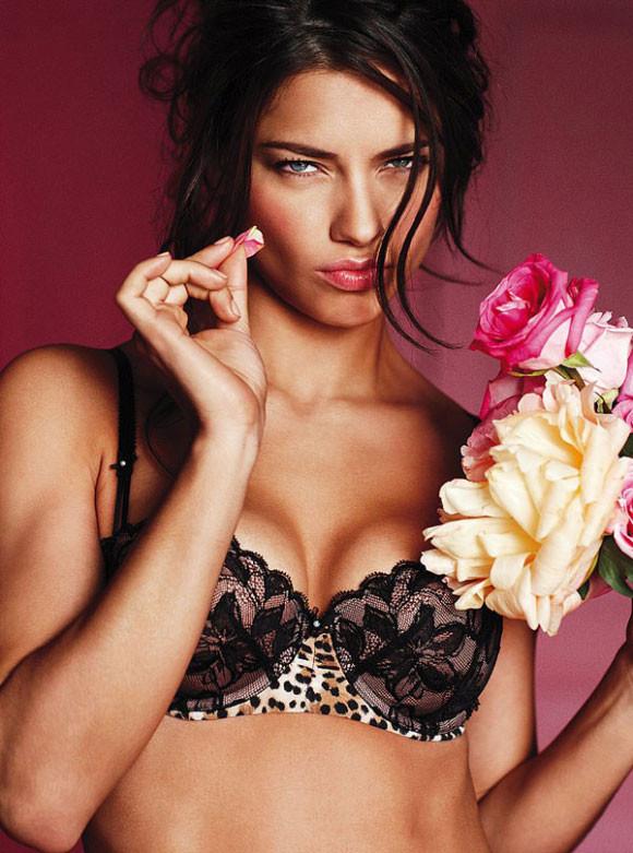 Adriana Lima – Victoria's Secret Lingerie 2010 - 6