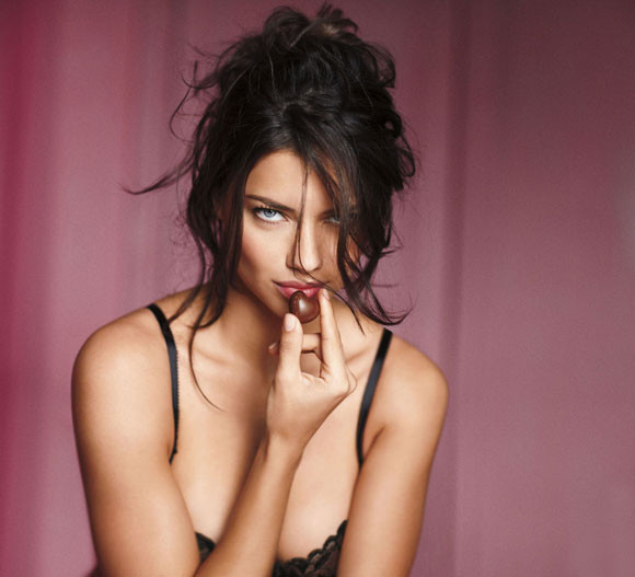 Adriana Lima – Victoria's Secret Lingerie 2010 - 11