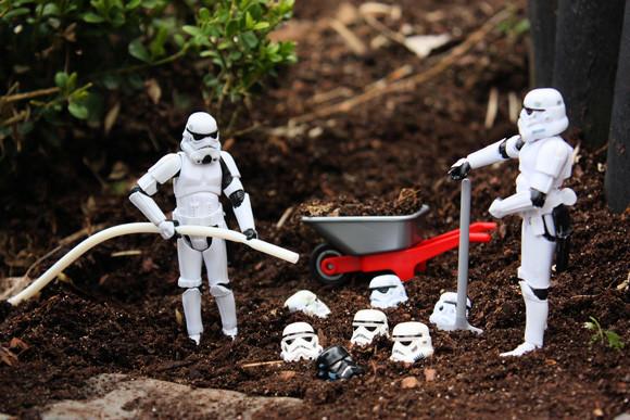 Star Wars - szturmowcy - 1