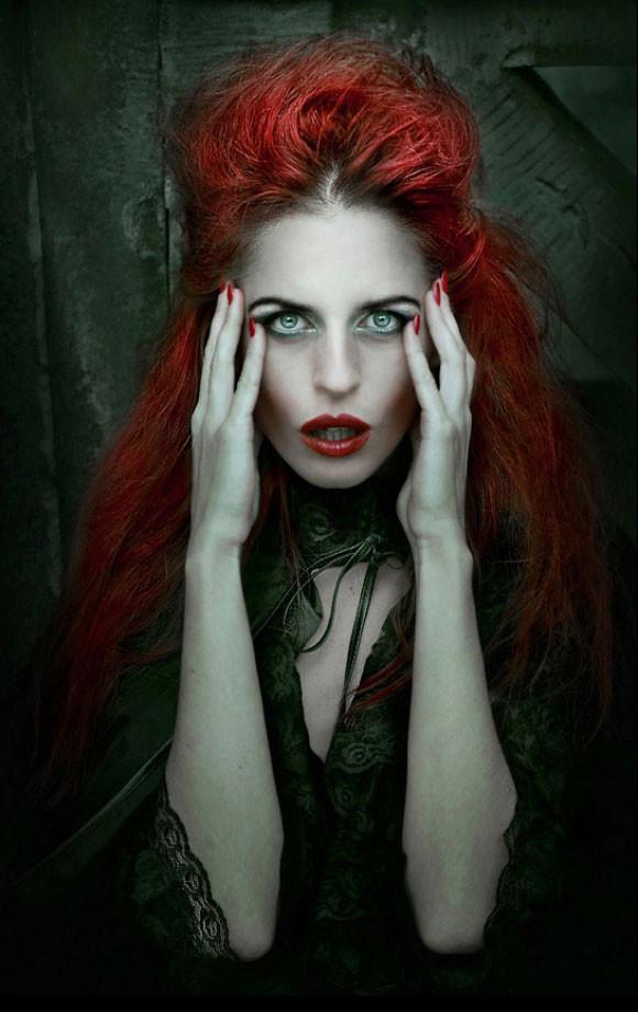 Portret kobiety - Alicja Reczek - zdjęcie 12