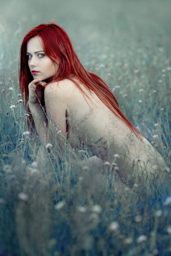 Portret kobiety - Alicja Reczek - zdjęcie 14