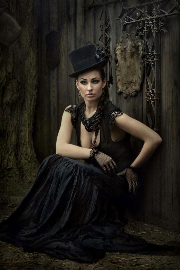 Portret kobiety - Alicja Reczek - zdjęcie 15