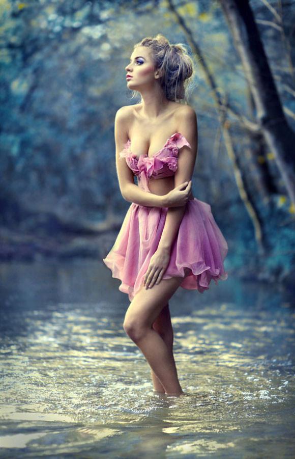 Portret kobiety - Alicja Reczek - zdjęcie 16