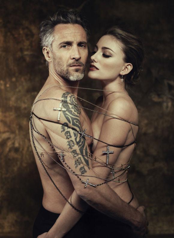 ...i bóg stworzył kobietę - fotograf Marc Lagrange - zdjęcie 1