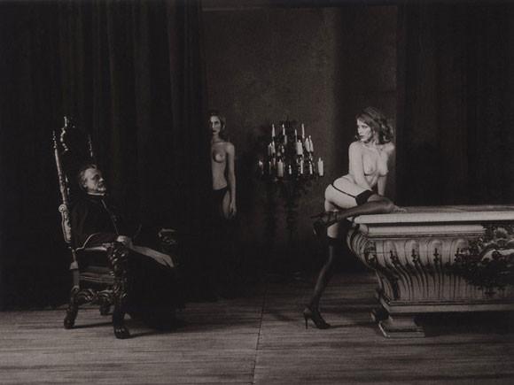 ...i bóg stworzył kobietę - fotograf Marc Lagrange - zdjęcie 5