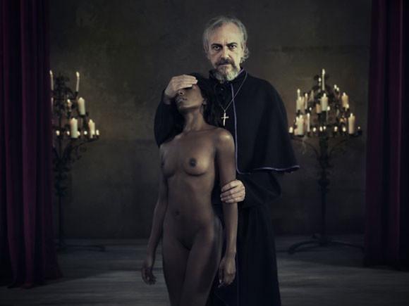 ...i bóg stworzył kobietę - fotograf Marc Lagrange - zdjęcie 7