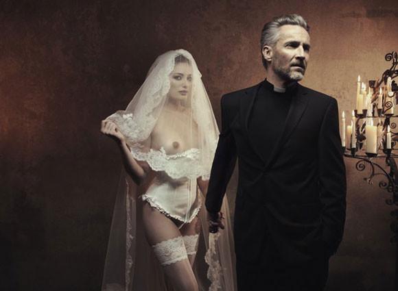 ...i bóg stworzył kobietę - fotograf Marc Lagrange - zdjęcie 9