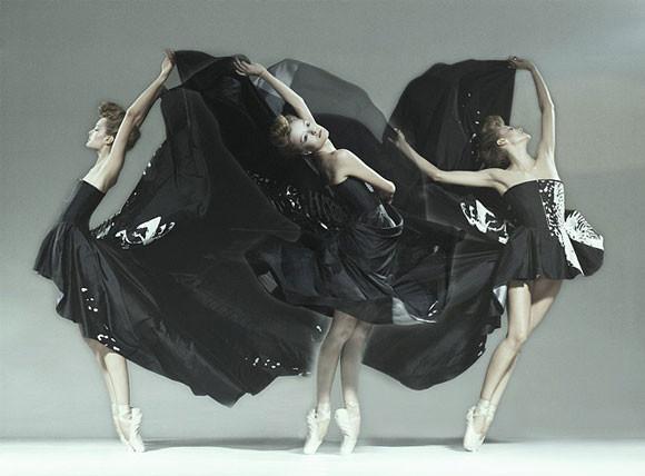 Dynamiczne fotografie mody - Balet - Jan Masny - zdjęcie 1