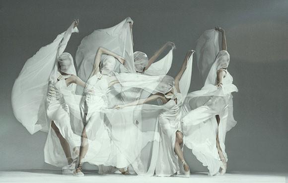 Dynamiczne fotografie mody - Balet - Jan Masny - zdjęcie 2