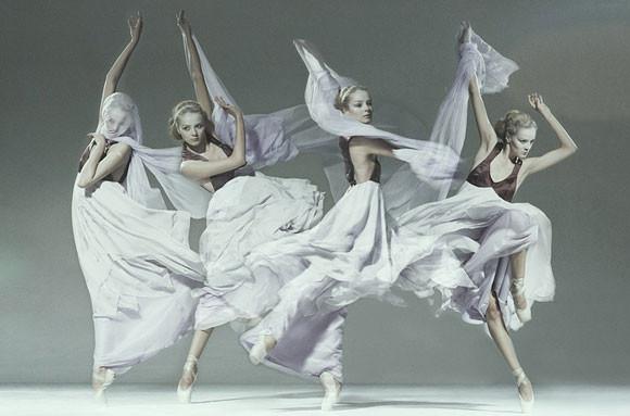 Dynamiczne fotografie mody - Balet - Jan Masny - zdjęcie 3
