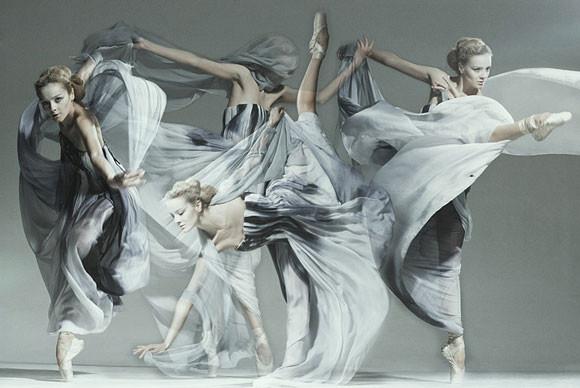 Dynamiczne fotografie mody - Balet - Jan Masny - zdjęcie 5