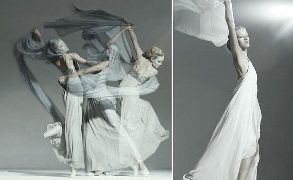 Dynamiczne fotografie mody - Balet - Jan Masny - zdjęcie 6