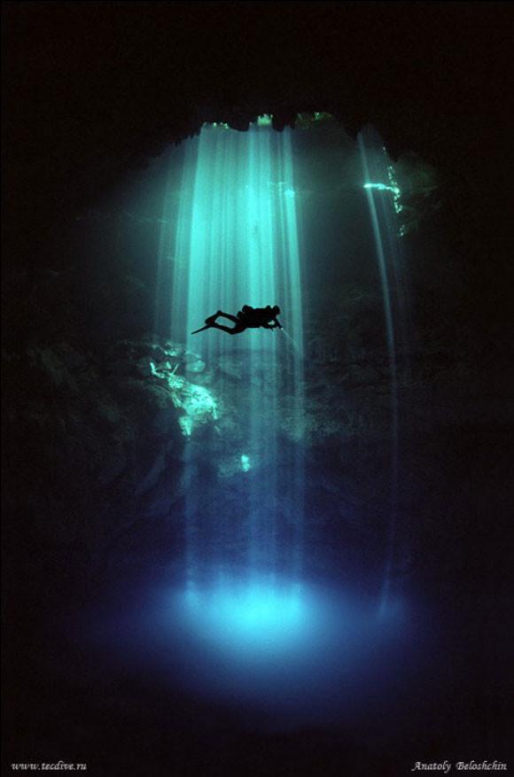 Podwodne jaskinie - Anatoly Beloshchin - zdjęcie 1
