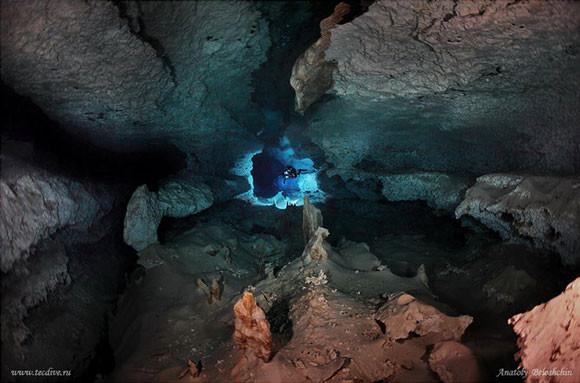 Podwodne jaskinie - Anatoly Beloshchin - zdjęcie 6