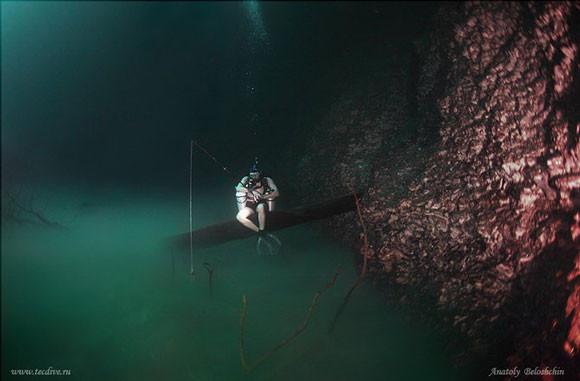 Podwodne jaskinie - Anatoly Beloshchin - zdjęcie 7