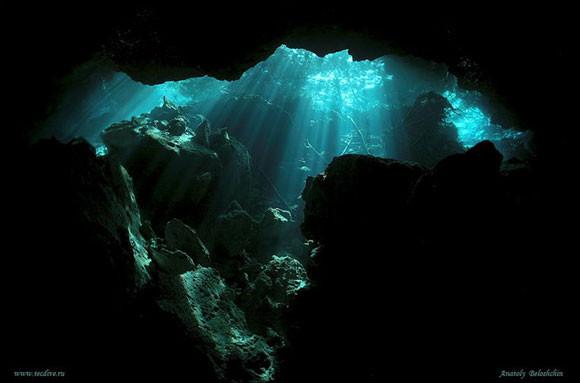 Podwodne jaskinie - Anatoly Beloshchin - zdjęcie 8