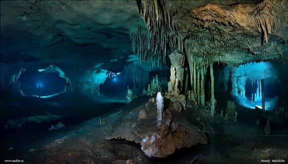 Podwodne jaskinie - Anatoly Beloshchin - zdjęcie 9