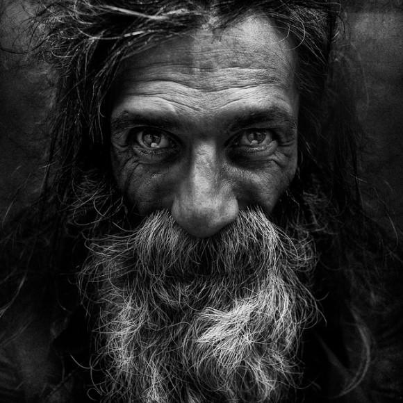 Portret starca - LJ. zdjęcie - 2