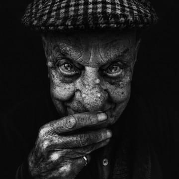 Portret starca - LJ. zdjęcie - 4