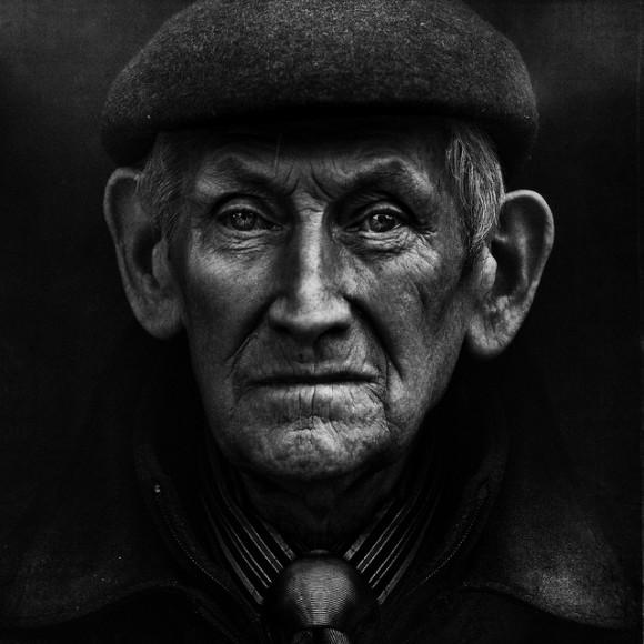 Portret starca - LJ. zdjęcie - 5