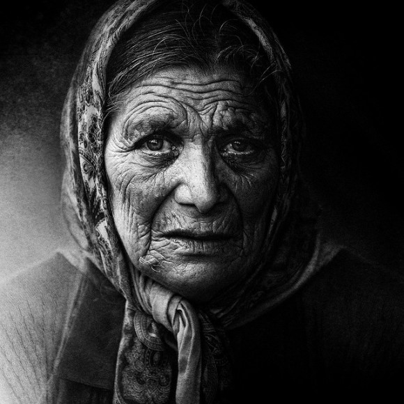 Portret starca - LJ. zdjęcie - 9
