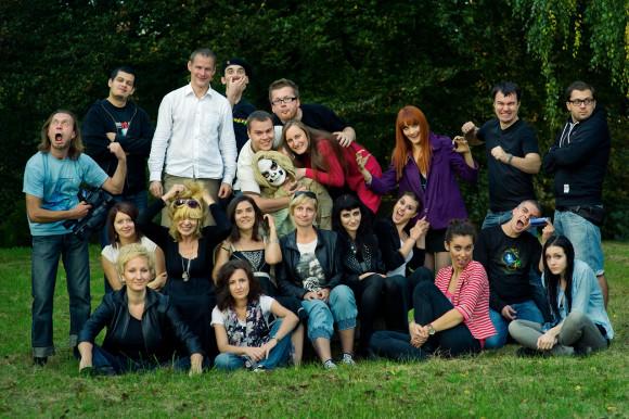 1 rok - zjazd grupenfoty