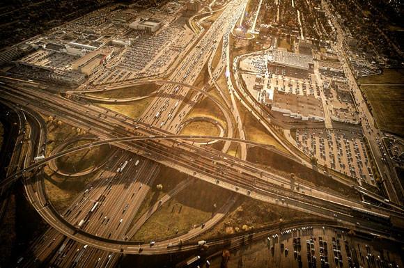Węzły autostradowe zdjęcie - Peter Andrew - fotografia 4