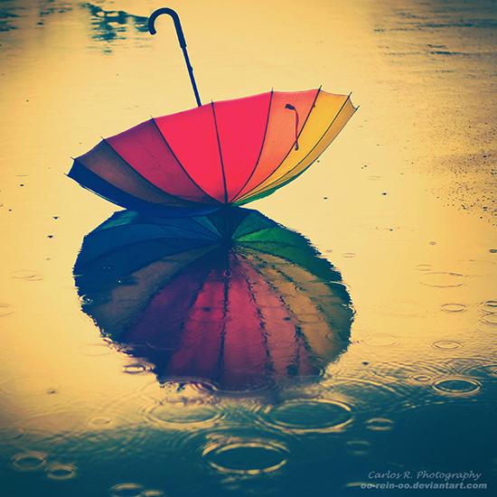 fotografie deszczu 9