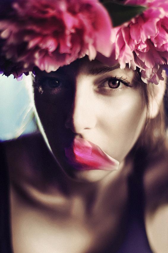 Kobieta-kwiaty1