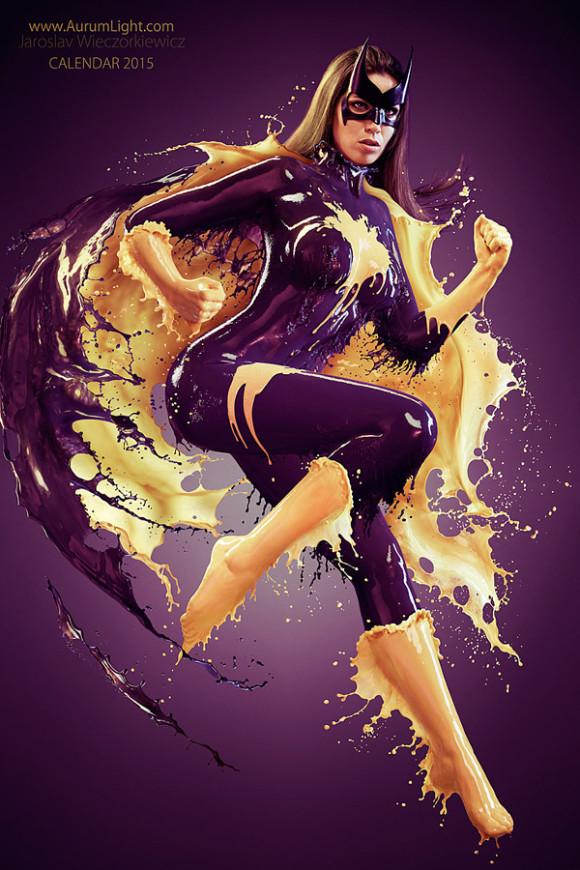 Splash heroes - J. Wieczorkiewicz | AurumLight Studio