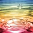 Makrofotografia, krople wody - Sheila Brinson zdjęcie - 8