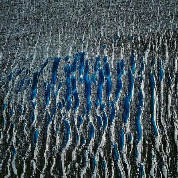 Zdjecia z nieba, kolory ziemi - Bernhard Edmaier, zdjęcie 5