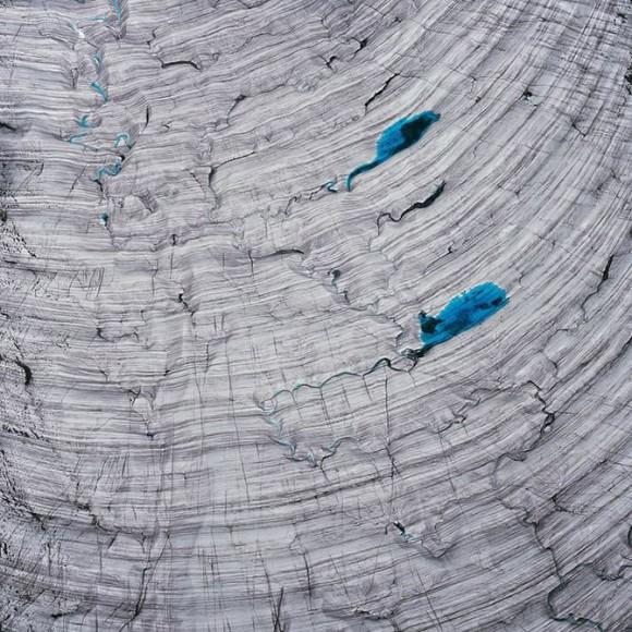 Zdjecia z nieba, kolory ziemi - Bernhard Edmaier, zdjęcie 6