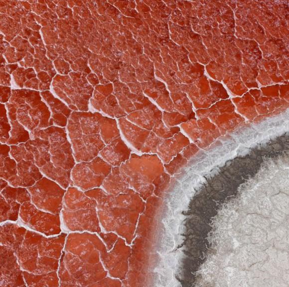Zdjecia z nieba, kolory ziemi - Bernhard Edmaier, zdjęcie 8