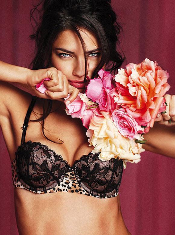 Adriana Lima – Victoria's Secret Lingerie 2010 - 7