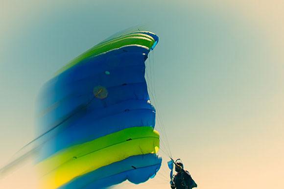 Spadochroniarstwo - Christopher Wilson - zdjęcie 2