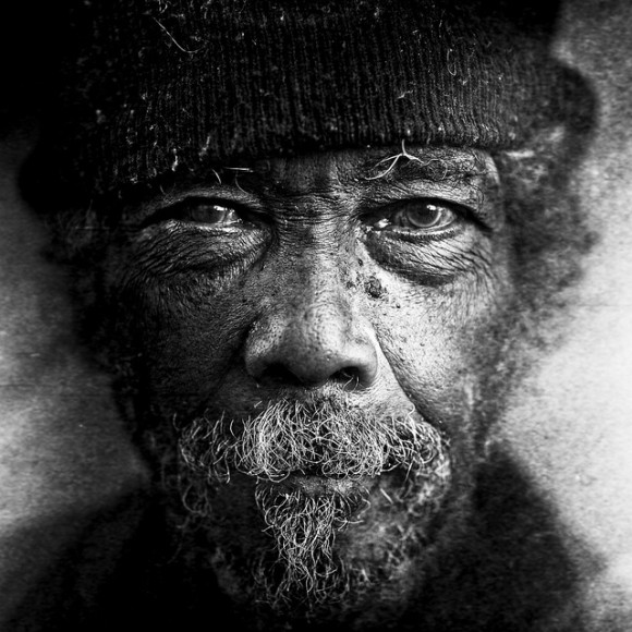 Portret starca - LJ. zdjęcie - 1