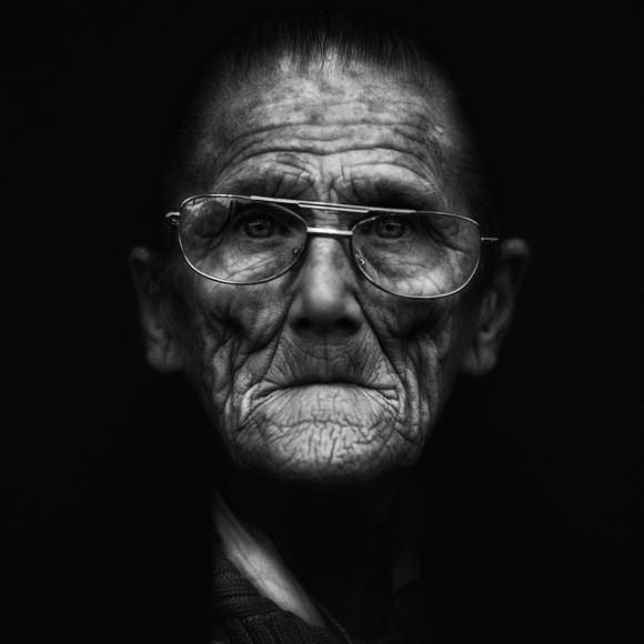 Portret starca - LJ. zdjęcie - 8