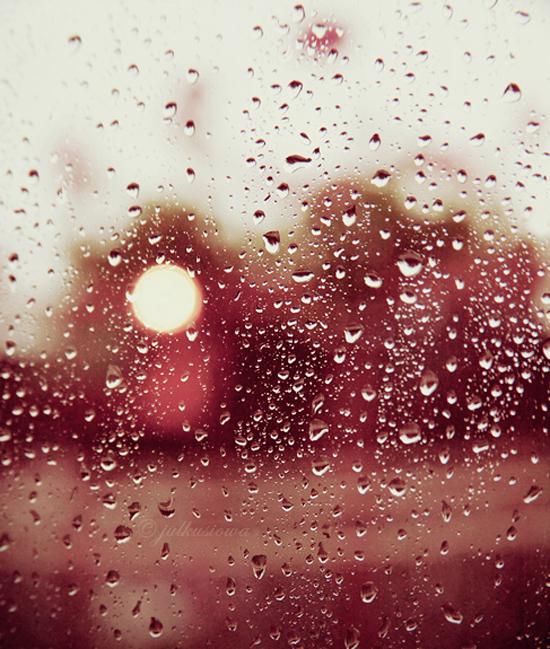 fotografie deszczu 1