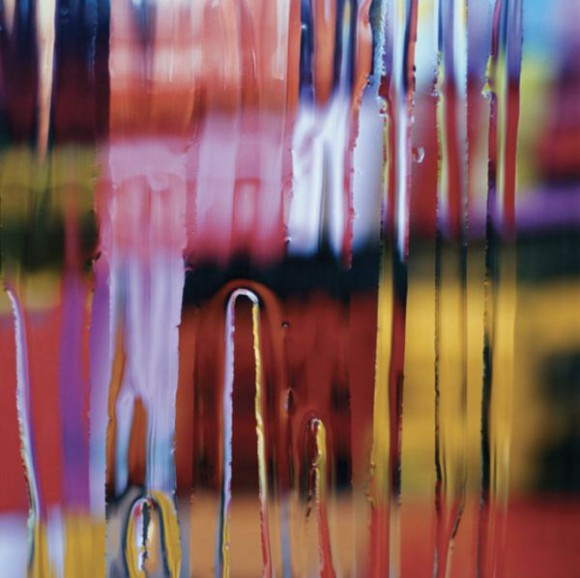 Zdjęcie szyby w daszczowy dzień Carol Inez Charney, fotografia 8